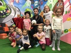 Фокусник Феликс Ивачёв для детей.