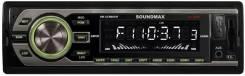 USB-Автомагнитола Soundmax SM-CCR3074 1 DIN. Под заказ
