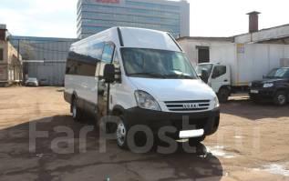 Iveco Daily. 50c15 пассажирский микроавтобус, 3 000куб. см., 26 мест