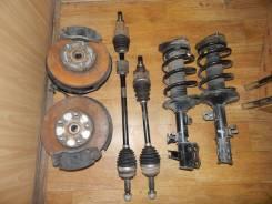 Рычаг, кулак поворотный. Geely Emgrand EC7, 1, 2 Двигатели: JLY4G15, JLY4G18
