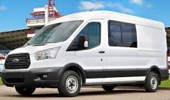 Ford Transit Van. Грузопассажирский фургон на базе 310M BAS 2.2TD125 T4, 6 мест, В кредит, лизинг