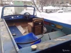 Казанка-5М3. двигатель подвесной, бензин