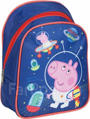 bec9180391aa Рюкзачок малый Свинка Пеппа Джордж - Другое во Владивостоке