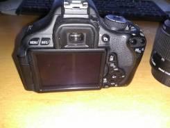 Canon EOS 600D. 15 - 19.9 Мп, зум: без зума