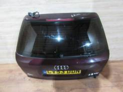 Крышка багажника. Audi