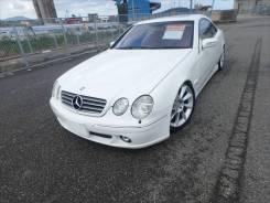 Mercedes-Benz CL-Class. W215, M113