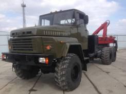 Краз 260. Продается КРАЗ 260 с манипулятором, 14 860куб. см., 10 000кг.
