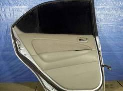 Дверь задняя левая на Тойота Приус в 10-11 Кузове серый металик.