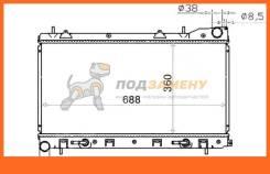 Радиатор SUBARU FORESTER/IMPREZA 02-05 turbo SAT / SB0004SG5