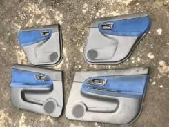 Обшивка двери. Subaru Impreza WRX, GD, GD9, GDA, GG, GGA Subaru Impreza, GD, GD9, GDA, GG, GGA
