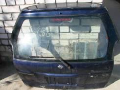 Крышка багажника. Nissan Wingroad, WEY10, WFNY10, WFY10 Nissan Sunny California, WEY10, WFNY10, WFY10 Двигатели: CD20, GA15DE