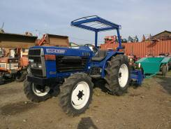 Iseki. TL3200 мини трактор c фрезой( ПСМ)