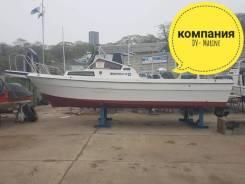 Yamaha Fish 24. Год: 1995 год, длина 8,00м., двигатель подвесной, 175,00л.с., бензин