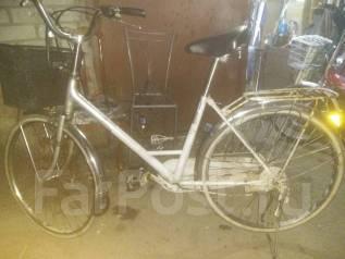 Возьму в дар велосипед