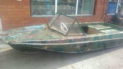 Казанка-5М. длина 5,30м., двигатель без двигателя