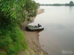 Su Marine. 2012 год, длина 3,80м., двигатель подвесной, 18,00л.с., бензин