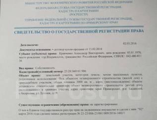 Продается шикарный земелный участок от собственника в Андреевке. 3 000кв.м., собственность, от частного лица (собственник)