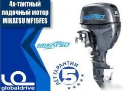 Mikatsu. 15,00л.с., 4-тактный, бензиновый, нога S (381 мм), 2018 год год