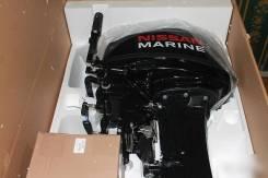 Nissan Marine. 9,80л.с., 2-тактный, бензиновый, нога S (381 мм), 2018 год год