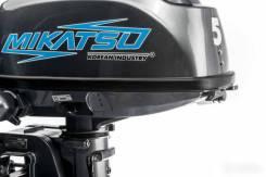 Mikatsu. 5,00л.с., 2-тактный, бензиновый, нога S (381 мм), 2018 год год