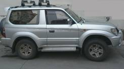 Toyota Land Cruiser Prado. автомат, 4wd, 3.4 (185 л.с.), бензин, 150 000 тыс. км