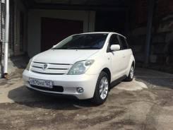 Toyota ist. автомат, передний, 1.3 (87л.с.), бензин, 176 600тыс. км
