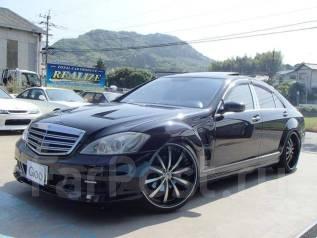 Mercedes-Benz S-Class. автомат, задний, 5.5, бензин, б/п, нет птс. Под заказ