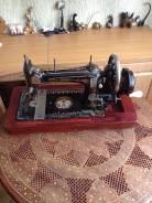 Швейная машинка Naumann Юбилейная 1895 г.