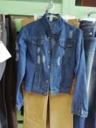 Куртки джинсовые. 38, 40, 42, 44, 46