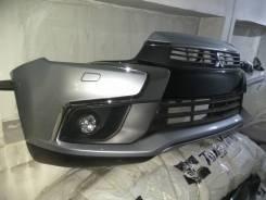 Бампер. Mitsubishi ASX