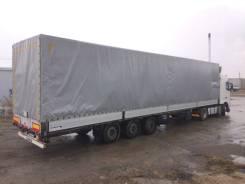 Schmitz Cargobull. Продам или обменяю борт/тент полуприцеп Шмитц 2012г Schmitz, 36 000кг.