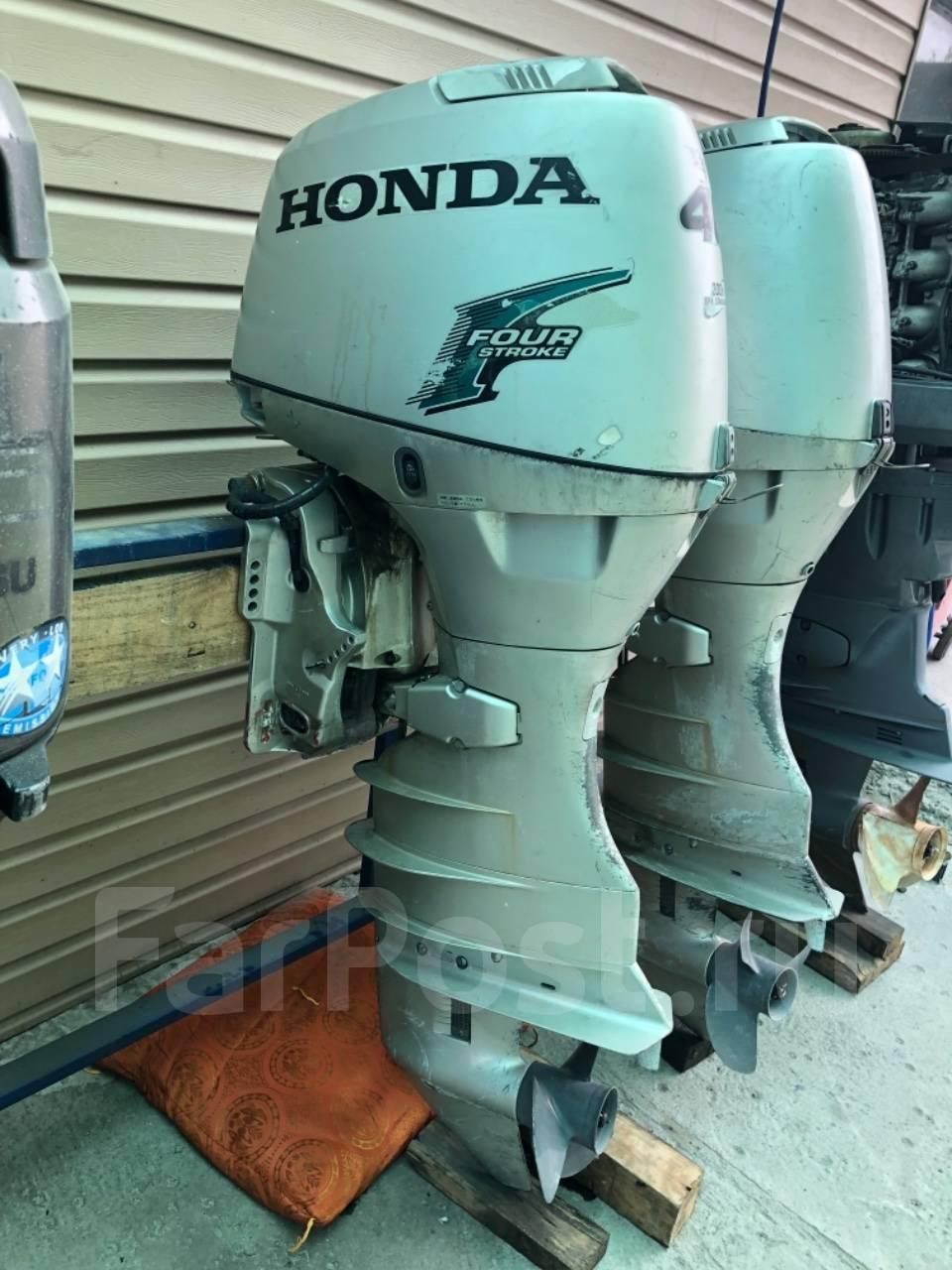 Купить лодочный мотор хонда в ижевске