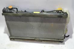 Радиатор охлаждения двигателя. Subaru Forester, SG5 Двигатель EJ205