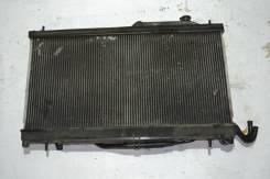 Радиатор охлаждения двигателя. Subaru Outback Двигатель EJ253