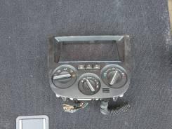 Блок управления климат-контролем. Subaru Impreza, GD, GDA, GG, GGA