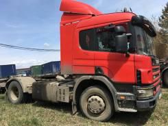 Scania P340. Продается тягач Scania, 10 640куб. см., 118 600кг.