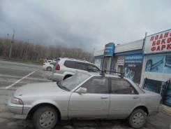 Багажники. Toyota Carina