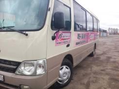Hyundai County. Автобус, 3 900куб. см., 29 мест