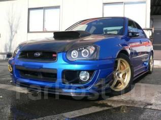 Subaru Impreza. механика, 4wd, 2.0, бензин, б/п, нет птс. Под заказ
