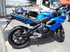 Kawasaki Ninja 400R. 400куб. см., исправен, птс, без пробега