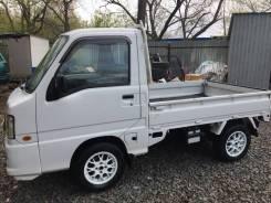 Subaru Sambar Truck. Грузовик Subaru Sambar, 700куб. см., 350кг.