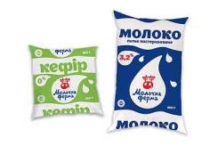Производство упаковки линпак для молока