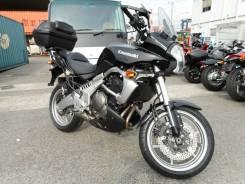 Kawasaki Versys. 650куб. см., исправен, птс, с пробегом