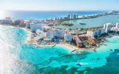 Мексика. Канкун. Пляжный отдых. Мексика ! Канкун ! Шикарные пляжи !