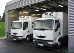 Установка холодильного оборудования на авто Симферополе