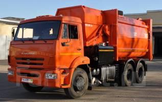Рарз МК-4454-08. Продам мусоровоз МК-4454-08 на шасси Камаз-65115 серии «Макси», 11 762куб. см.