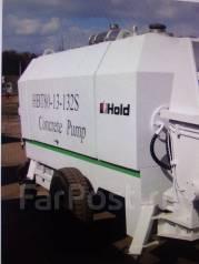 Hold. Продается стационарный бетононасос HOLD, 5 900куб. см., 100м.