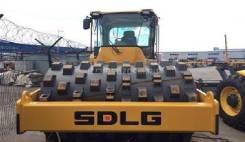 Sdlg. Полноприводный дорожный каток SDLG RS7120