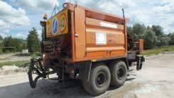 Ирмаш Р-310М. Машина для ямочного ремонта Р-310М