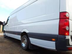 Volkswagen. Фольксваген Крафтер Рефрижератор 2012 двускатный, 2 000куб. см., 3 места